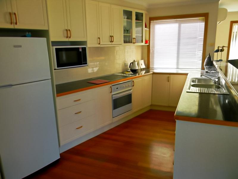 Lakeside Duplex Kitchen