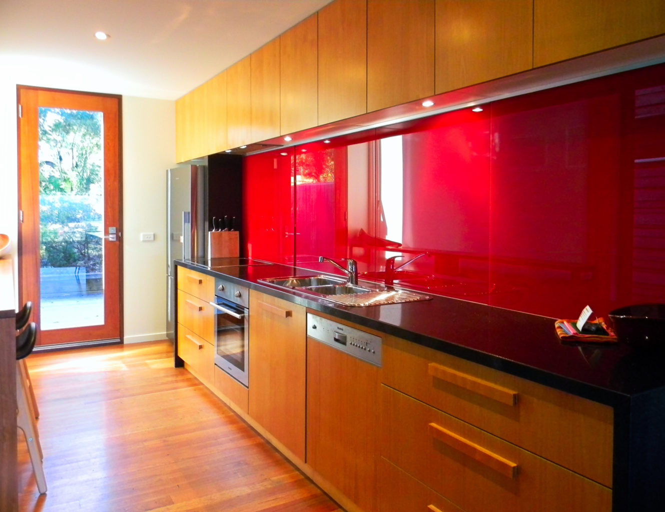 Longpoint Living Kitchen