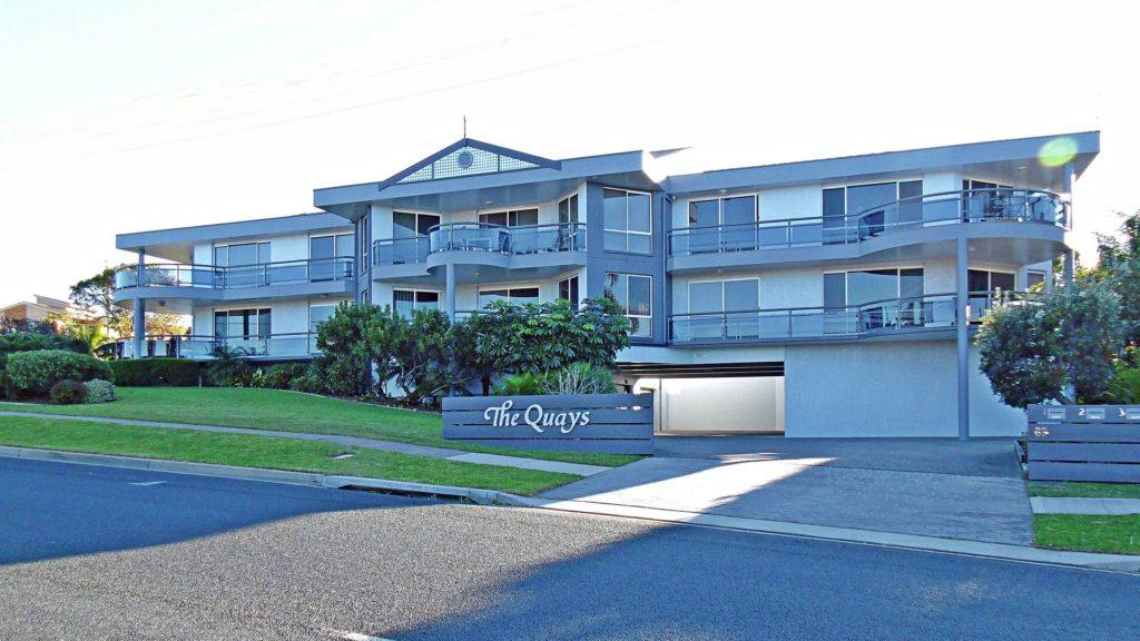 Quays Apartments