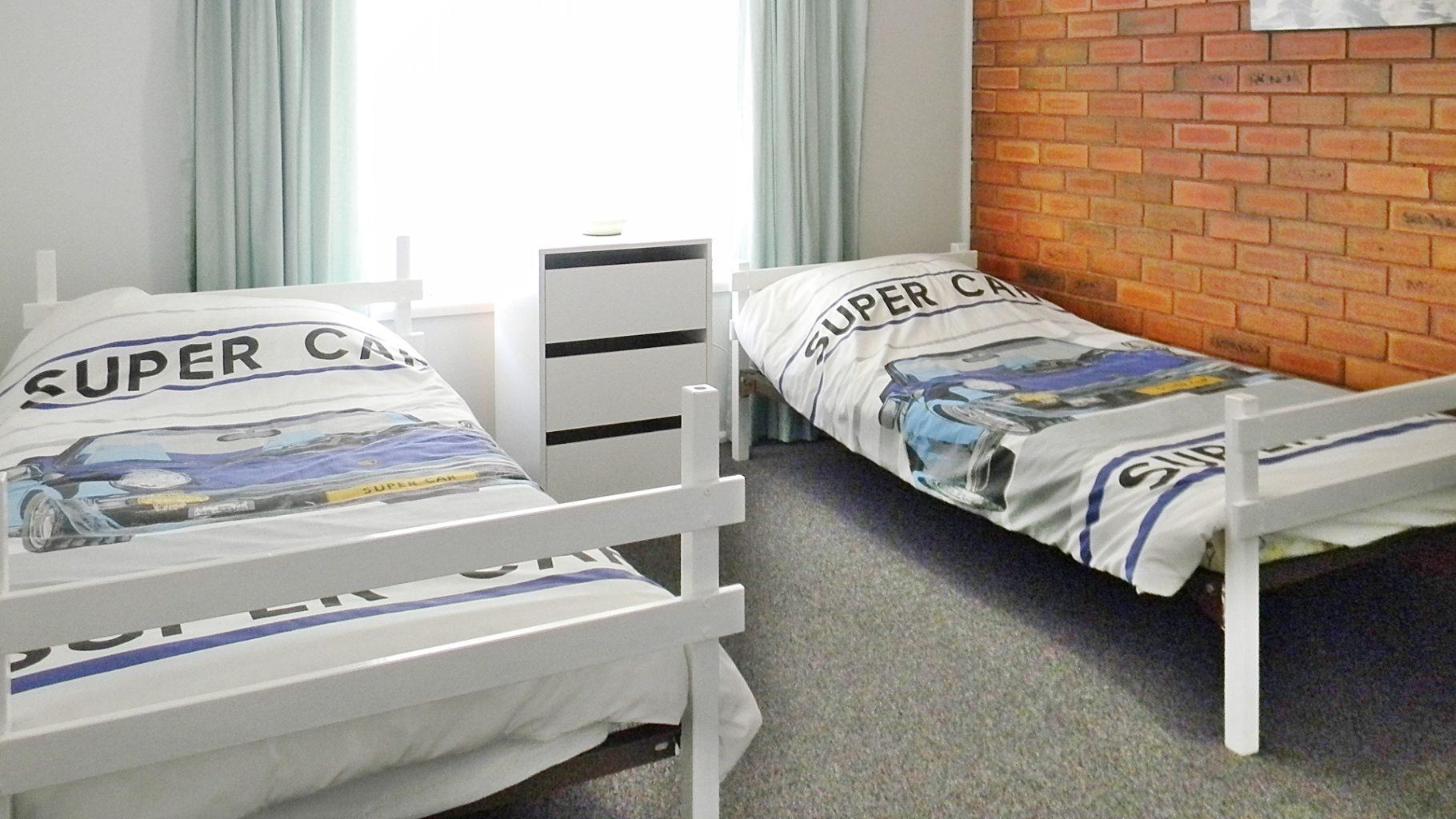 Sunseeker bed 2