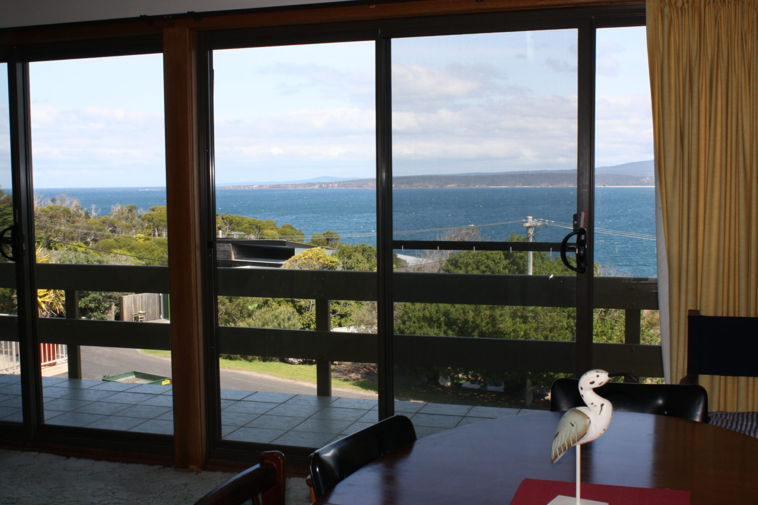 Tasman Views Balcony