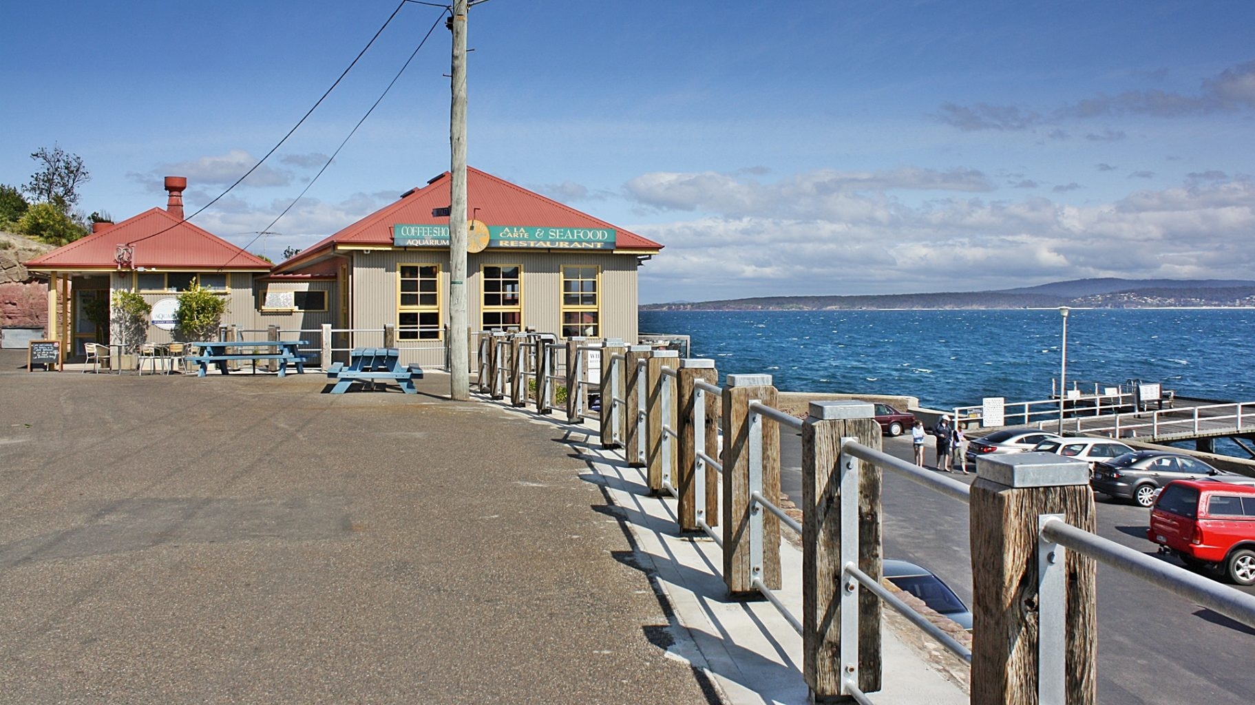Tasman Views Jetty