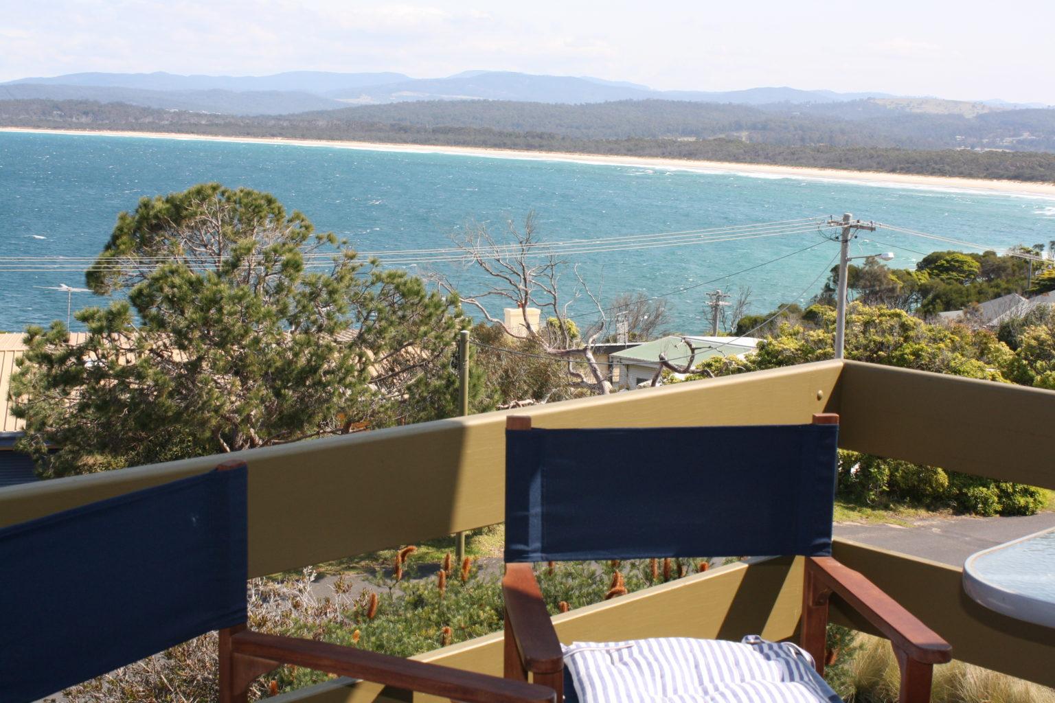 Tasman Views balcony 2