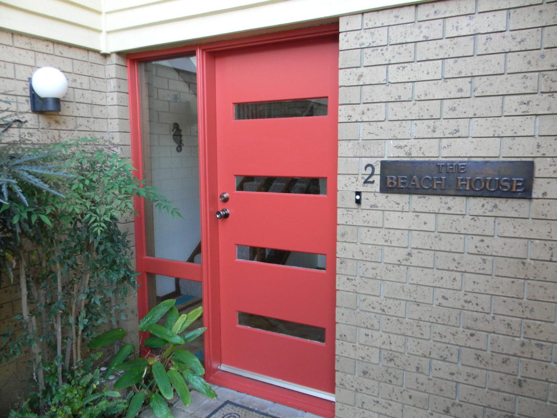 The Beachhouse Door