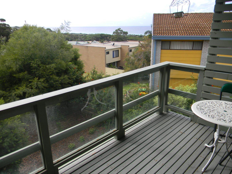 The Beachhouse balcony
