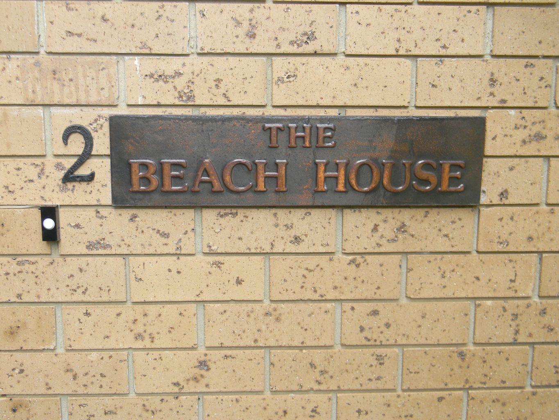 The Beachhouse sign