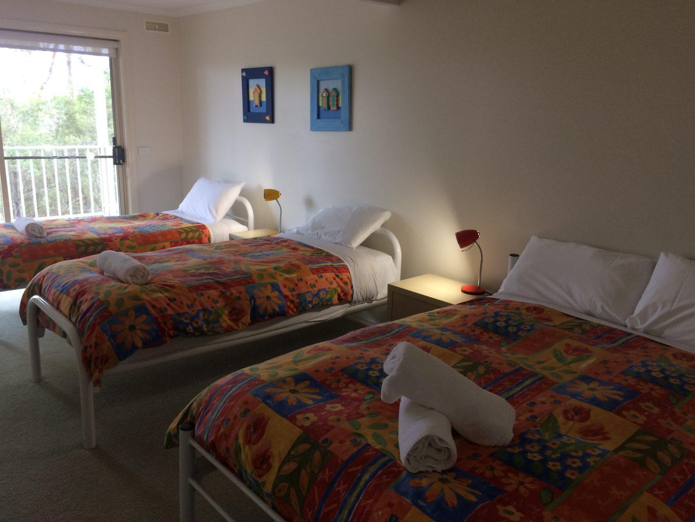 Lakeside Duplex Bedroom 1