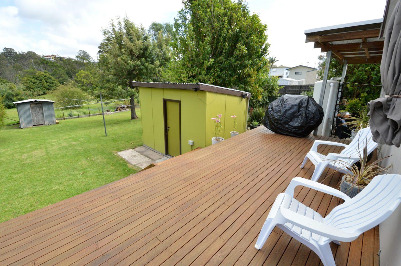 Sunny Brook Deck